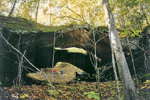 Moonshiners Arch