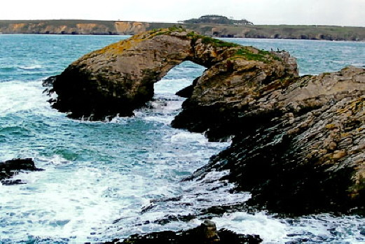 Unnamed Arch at Ribadeo